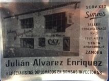 Historia Multirecambios A&C Zamora