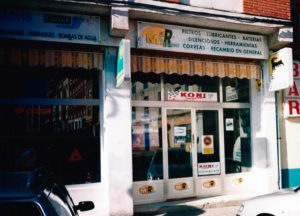 Historia de la Empresa - Multirecambios  A&C Zamora