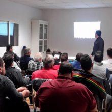 Multirecambios A&C en Zamora inaugura su sala de formación con un curso de diagnosis